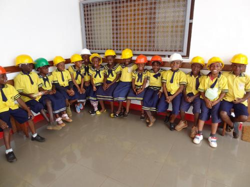 CAPEC School Cameroon Children