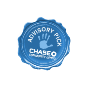 Chase Community Giving Advisory Pick