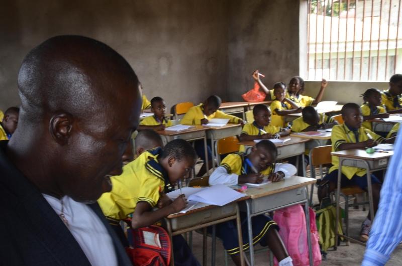 Children In Cl Cameroon