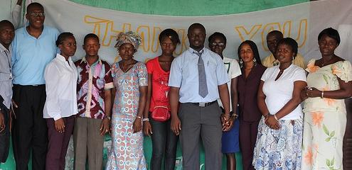 Visit to Advocacy Initiative