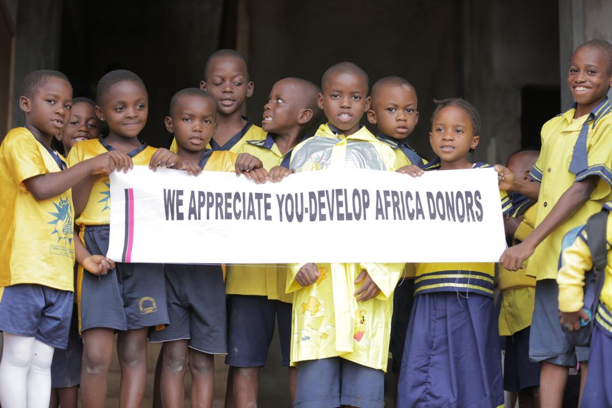 Cameroonian children