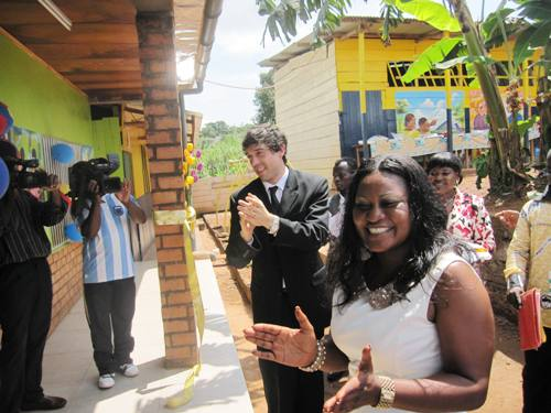 Inauguration-for-a-new-classroom