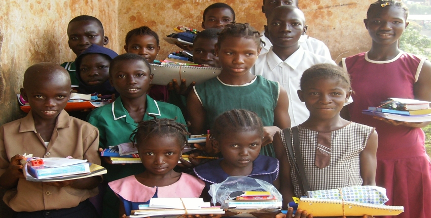 Transform Lives By Providing School Supplies and Scholarships For African Children