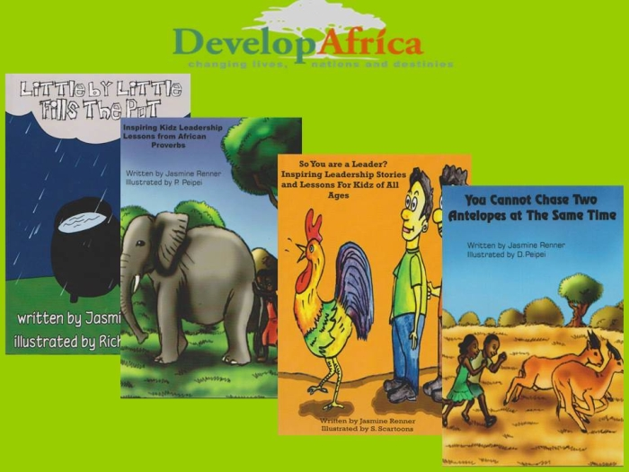 Children's Leadership Books Published