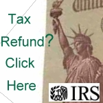 Tax refund - donate