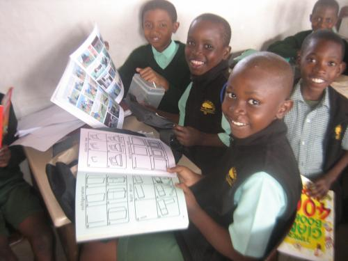 supporting education in Moshi, Tanzania, East Africa