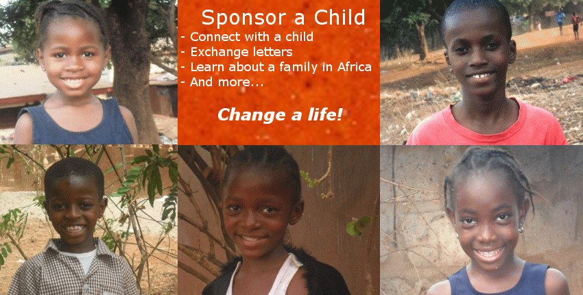 Sponsor a Child - Connect With and Change A Specific Life...