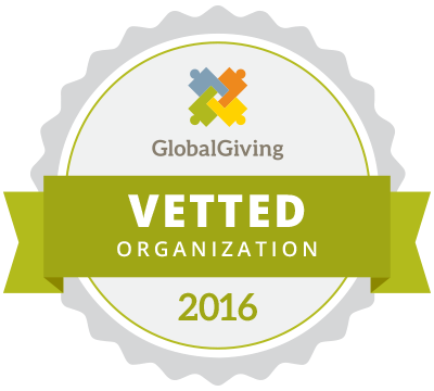 vetted organization on GlobalGiving