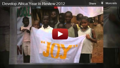 Year in review video -2012
